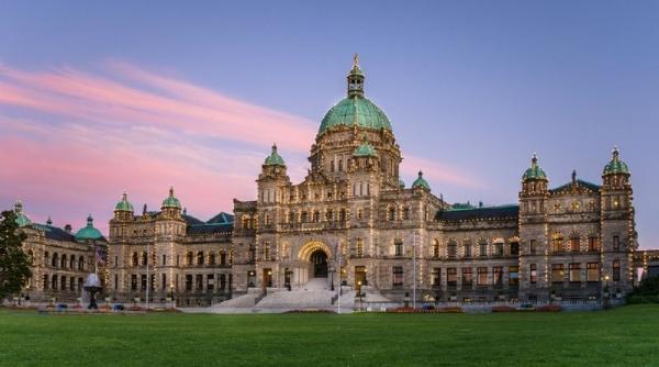 一日游:加拿大经典——花园城市维多利亚一日游:世界瑰宝之宝翠花园