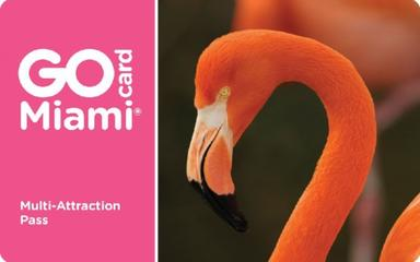 票务:迈阿密旅游卡/GO Miami Card (25 Attractions for 1 LOW Price!!)
